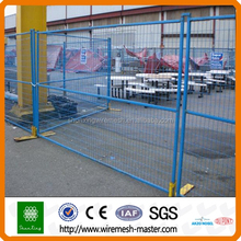 Canada cheap fencing panels for construction sites temporary safety control (portable/easy install/powder c