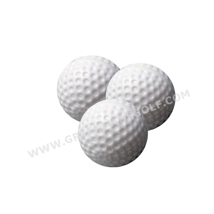 Bulk Hollow Golf Range Ball with OEM logo