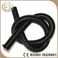Flexible Corrugated vacuum cleaner for swimming pool EVA extrusion formed hose