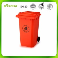 Waste Bin Container Price/Outdoor plastic Litter Bin/Dustbin/Garbage Trash Bin for Sales