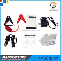 factory wholesale price oem mini multi-function car emergency battery charger jump starter power bank