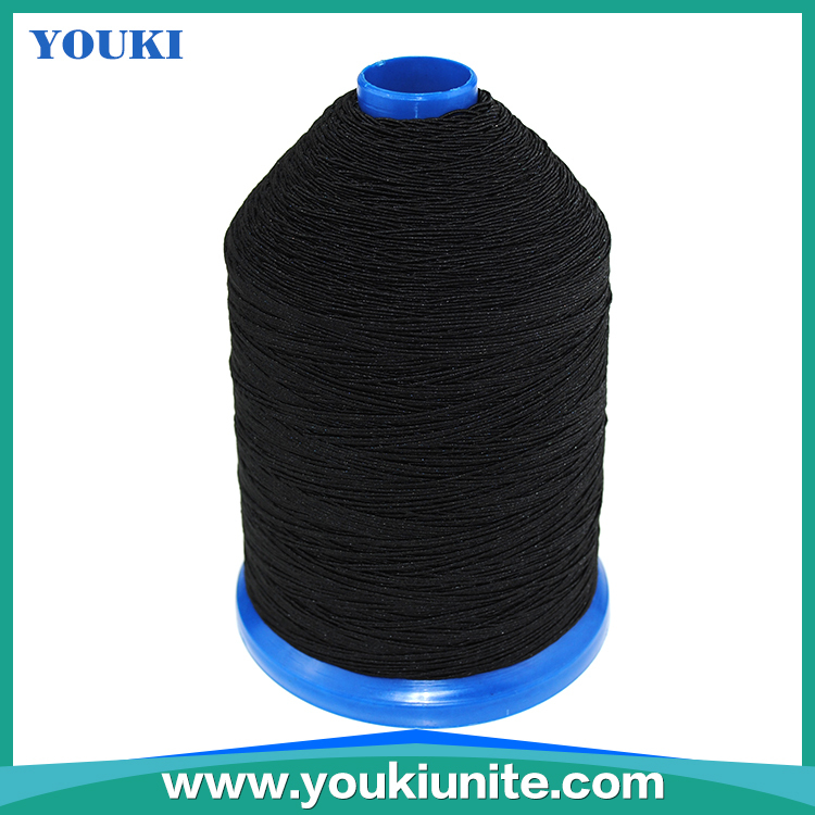 500gram white and black color elastic thread