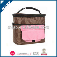 Shinning Oxford double layer lunch cooler bag