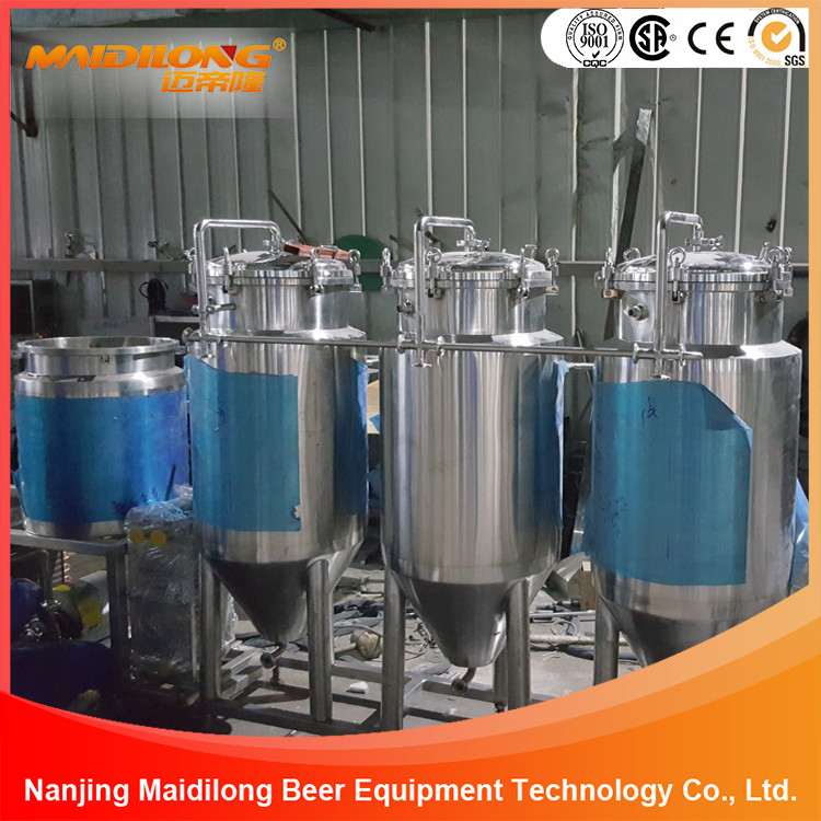 100L German Style Home Beer Brewing Machine for Pub Brewing