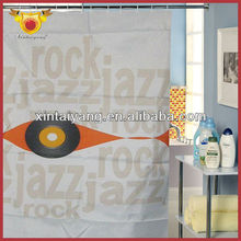 Turkish Design Evil Eye Bathroom Drape Rolling Curtain