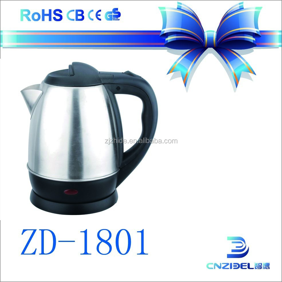 table top electric water kettle home appliances