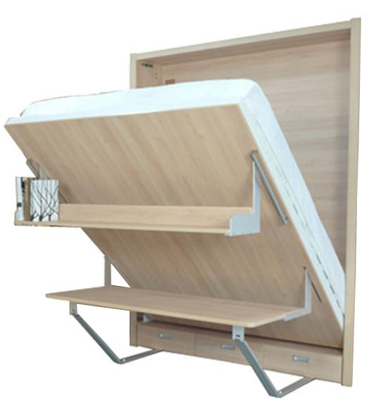 Murphy Bed Name Origin: Folding Wall Bed,Hidden Wall Bed,Murphy Bed With Sofa