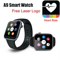 IOS Watch A9 three colors for iOS and android smart phone cheap smart watches uk