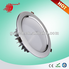 2013 Hot Sale High Power Philips/Osram/Cree Chip Led Downlight 9W