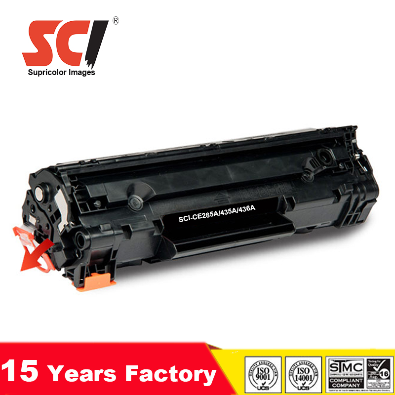 original quality compatible 85a toner cartridge for hp 1102 printer toner