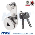 MK120-6C stainless steel water proof cam lock for cabinet