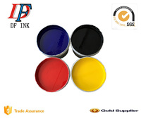 high quality four-color water based flexo printing ink
