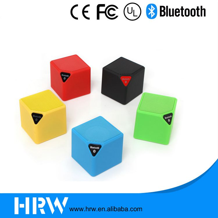 HRW Mini Bluetooth Speaker S12 Bluetooth Wireless Cube Speaker Prices