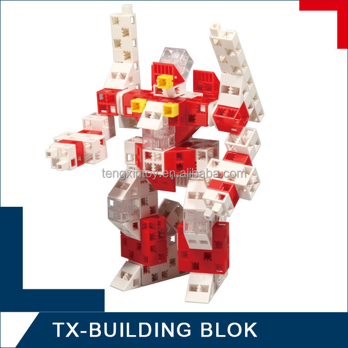 smart building block - intelligent robot toys for kids