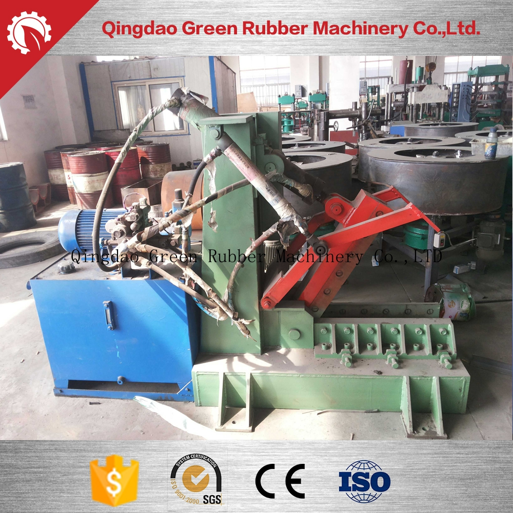 QTJ_1000 china best hydraulic rubber band cutting machine