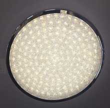 Aladdin trade led lights recessed crystal led ceiling light
