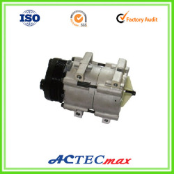 ACTECmax AC compressor with R134a 12v air compressor