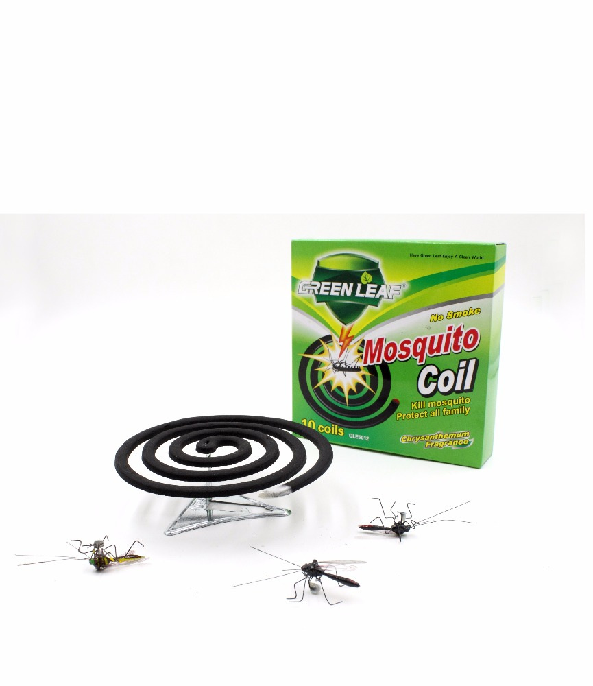 Long lasting effective smokeless coil for killing mosquito killer