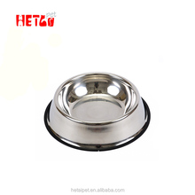 OEM Wholesale Supreme Stainless Steel Dog Bowl