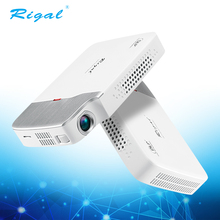 Led 3d pico wireless projector portable mini pocket projector 150 ANSI dlp projector