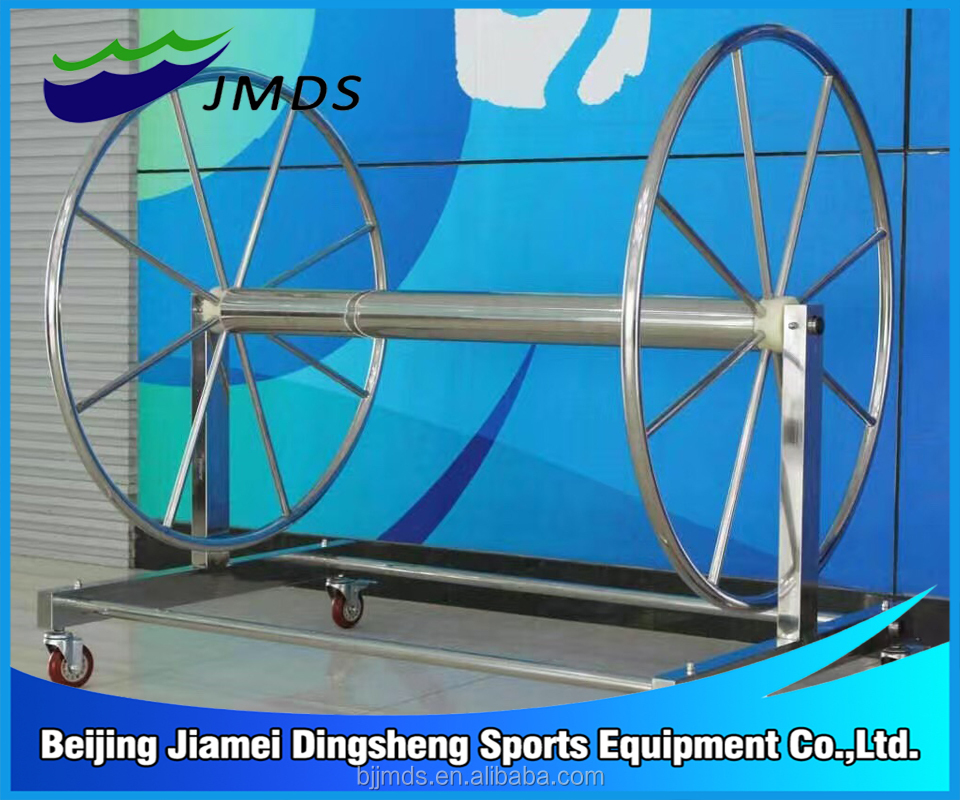 factory outlet swimming pool reel trolley