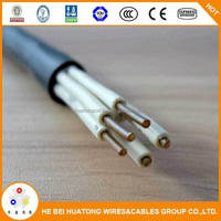 CE certificated insulated cables for power station
