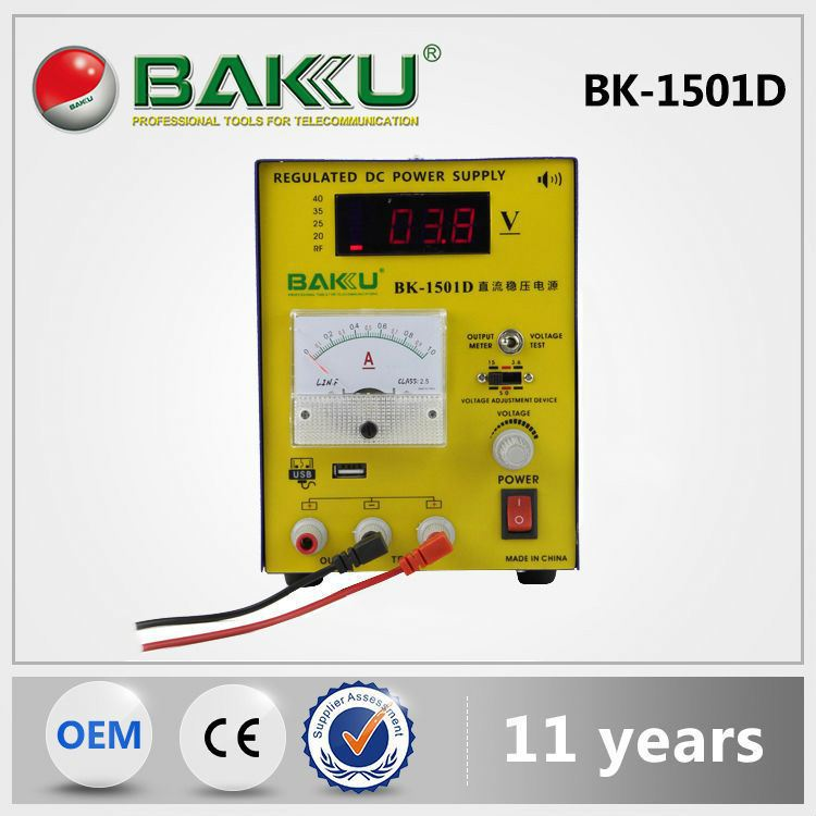 Baku Factory Supply The Portability 24V Power Supply 1500W