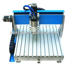 Hot desktop cnc router cutting and engraving/milling machine for wood/mdf/acrylic/aluminum