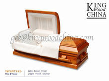 queen size bed small casket wood material