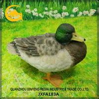 Wholesale polyresin animal figurine for garden decoration