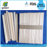 160mm grade A,AB.B,C birch wood popsicle stick