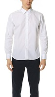 Professional Supplier Wholesale Mens White Dress Shirts Models Latest Formal Shirt Design for Men