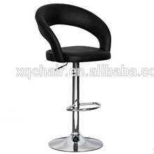Swivel PU Chair Adjustable Bar Stool