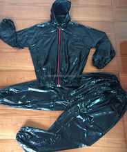 2016 hot sale PVC sauna suit for losing weight gym