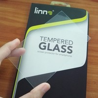 High quality mobile phone tempered glass for LG G5 screen protector