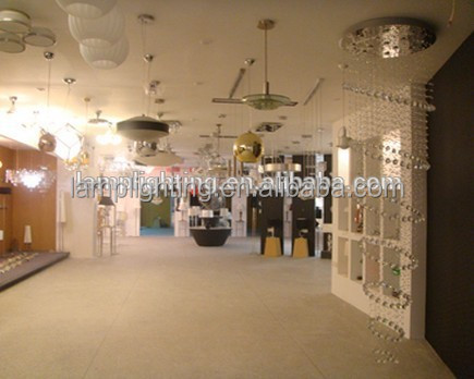 zhongshan lighting LED aluminum ball pendant light CE&UL