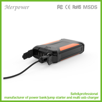 Popular product 12V Car AC USB outputs battery pack 38000mah