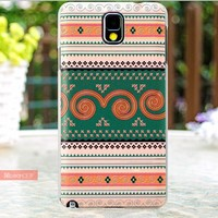 Folk style oem imd mobile phone case for samsun galaxy note 3 plastic pc case