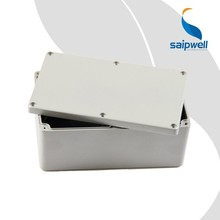 SP-FA3 Saip/Saipwell Standard China Supplier IP66 Waterproof Customized Aluminum Box for Electronic Project Box
