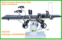 Medical Electric Operating Theatre Table for xray room MSLET08H