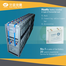 2V1000ah deep cycle lead acid battery and 2V Bateries for Solar Power System