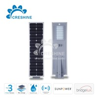 High Brightness Standalone PV System LED Street Light Module