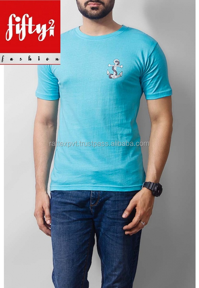 Side Design Formal Tshirt For Men Collection