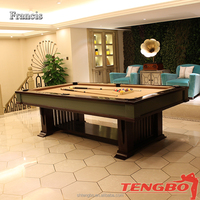 2015 The 6th generation billiard Table with good pool table tiffany on sale