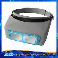 Optivisor Head Band Handsfree Magnifier Visor