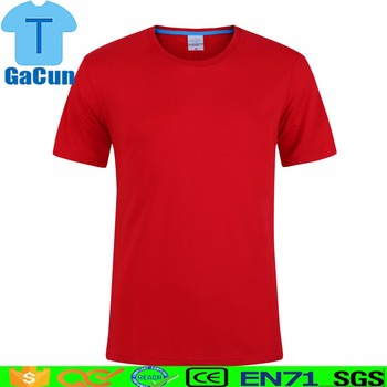 wholesale cheap cotton plain t-shirt