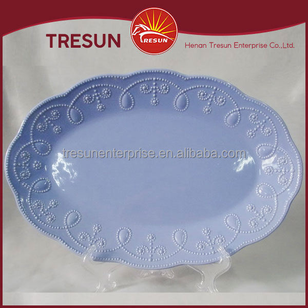 Nice Quality Cheap wholesale ceramic dinner plate