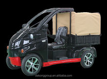 1 seat personal transport vehicle 60V electric mini pickup cargo van truck