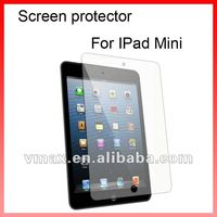 3H hardness mirror screen protection film for Apple IPad Mini