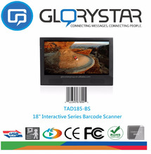 lcd ad car tv monitor with dighital singnage 15 Inch LCD